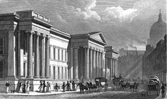 General Post Office, late 1820s.
