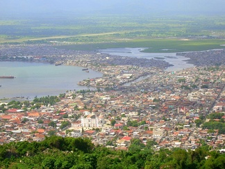 Cap-Haïtien, Haiti's second largest city.