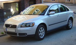 The 2005 Volvo FlexiFuel S40 was one of the first E85 flexible fuel cars available in the country produced by a Swedish automaker. The Volvo FlexiFuel is now offered on the European market.
