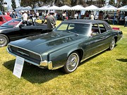 A 1967 Ford Thunderbird
