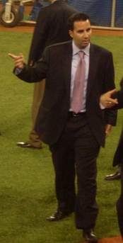 2010 was Alex Anthopoulos' first full season as General Manager of the Jays.