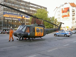 German UH-1D