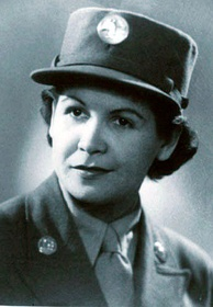Carmen Contreras-Bozak – first Hispanic woman to serve in the Women's Army Corps