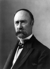 Former Vice President Charles W. Fairbanks from Indiana