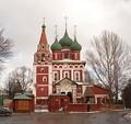 Церковь Михаила Архангела (1657—1682) в 2009