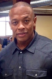 Dr. Dre in 2013
