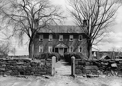 Main house, Green Hill Plantation, Campbell County, Historic American Buildings Survey[3]