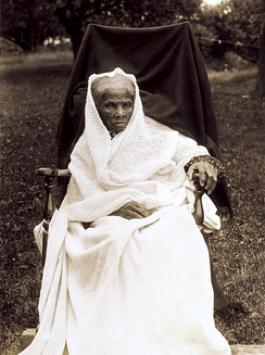 Harriet Tubman, 1911