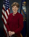 Governor Jeanne Shaheen of New Hampshire