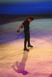 Florent Amodio at Bompard 2013.