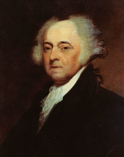 John Adams was the first of 26 presidents who have been lawyers.