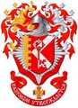 Commoner ethnic helmet: coat of arms of Vladimir Kopelev, knight of the For Merit to the Fatherland order.