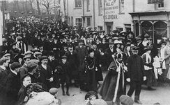 Garrett Anderson as mayor of Aldeburgh, November 1908