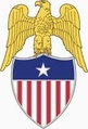 Insignia for an aide to a brigadier general