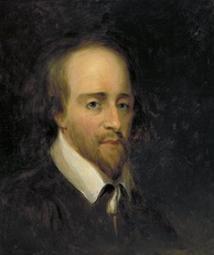 English writer and poet William Shakespeare