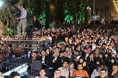 Saadi-Shirazi's commemoration day