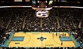 New Orleans Arena – New Orleans Hornets Court