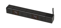 The PlayStation 4 Camera, which is required for use with the PS VR.