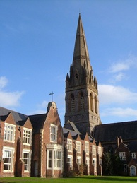 St Michael's Church and Episcopal Building
