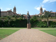 The Union Buildings, seat of South Africa's government