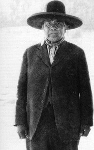 Wovoka, Paiute spiritual leader and founder of the Ghost Dance religion