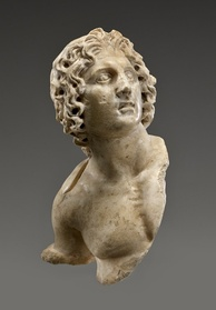 Alexander the Great, 356–323 BC Brooklyn Museum