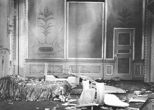 Suite 1221 of St. Francis Hotel shortly after Arbuckle's party