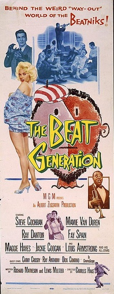 Poster for The Beat Generation (1959)