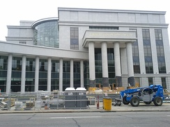 Colorado Supreme Court - just before completion