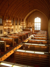 The Cornell Law Library is one of 12 national depositories for print records of briefs filed with the U.S. Supreme Court.