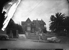 Doctor's residence and surgery, No 8 Milford Ave, Randwick, New South Wales, Australia