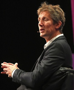 Edwin van der Sar became the general director for Ajax in 2016