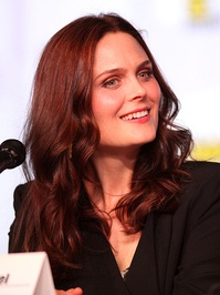 "Emily Deschanel portrays Temperance ""Bones"" Brennan"