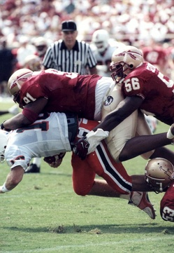 Miami and Florida State have played each season since 1969.