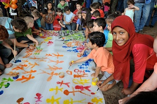 Harmony Day is dedicated to celebrating Australia's cultural diversity.