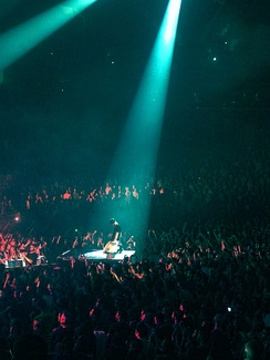 Imagine Dragons at Barclays Center, Brooklyn New York