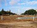 Axis of National Mall undergoing restoration (October 2015)