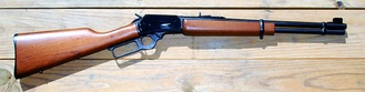 Marlin Model 1894C – a carbine in .357 Magnum that is a companion to revolvers