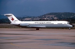 McDonnell Douglas C-9A Nightingale