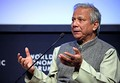 Muhammad Yunus was awarded the Nobel Prize, for his concepts in Microcredit and Microfinance.