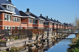 In the Netherlands, virtually all housing is developed and built through property developers, including development in upmarket segments.
