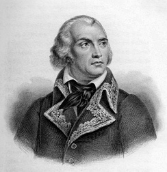 General Jean-Charles Pichegru, president of the Council of Five Hundred, was accused of being a secret royalist