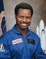 Space Shuttle Challenger astronaut and physicist Ronald McNair, PhD 1976 (Physics)