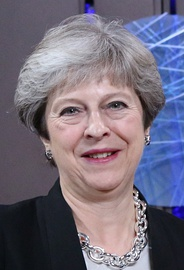 Theresa May MP(2016–2019)
