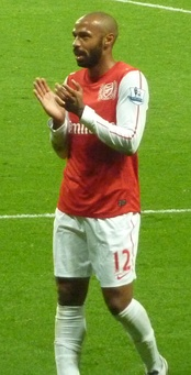 Thierry Henry is Arsenal's record goalscorer, with 228 goals in all competitions.