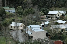 Walhalla township in 2004