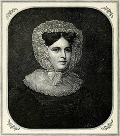 Lucy Speed, mother of Joshua
