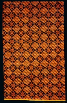 An Indonesian batik