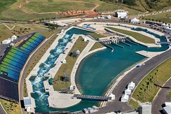 Deodoro Olympic Whitewater Stadium