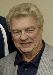 Chuck Daly, coach of the 1989 and 1990 NBA champions.